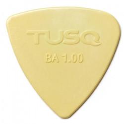 TUSQ Plektren Warm Bi-Angle Vintage White
