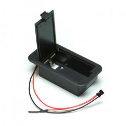 Ghost PE-0211-00 - Acousti-Phonic 9V Battery Box