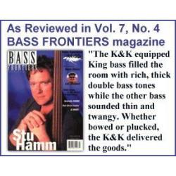 K&K Sound - Bass Master Pro Tonabnehmer