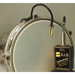 K&K Sound - Golden Bullet Solo Mikrofon