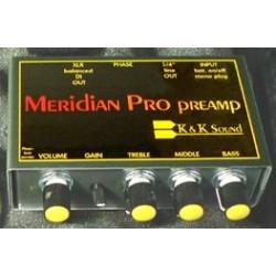 K&K Sound - Meridian Pro Vorverstärker