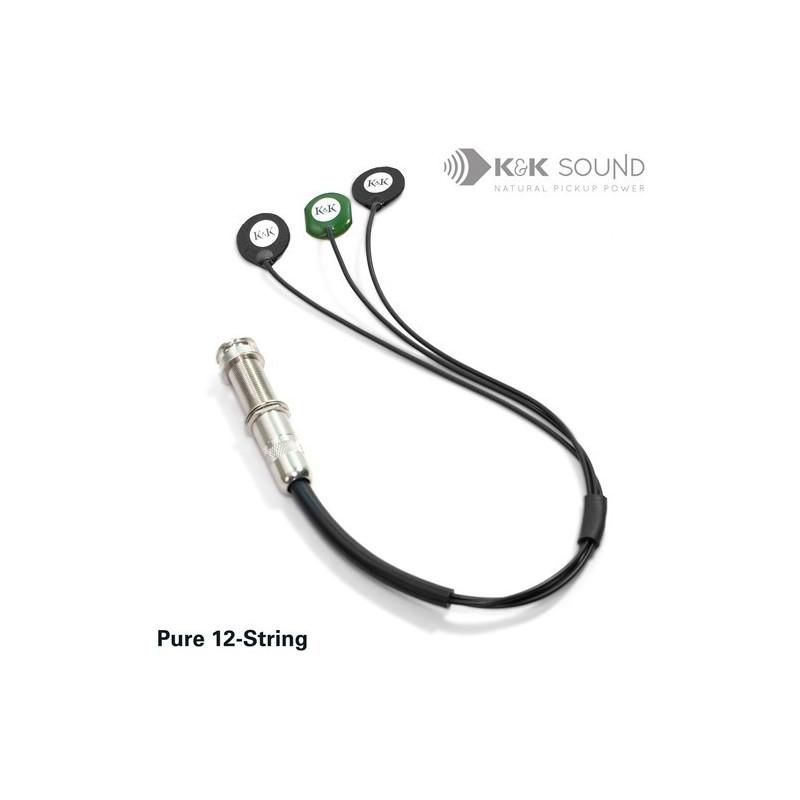 K&K Sound - Pure Western 12-String Pickup