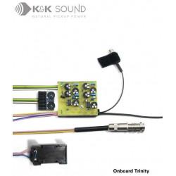 K&K Sound - Trinity Onboard Preamp