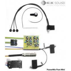 K&K Sound - PowerMix Pure Western Pickup