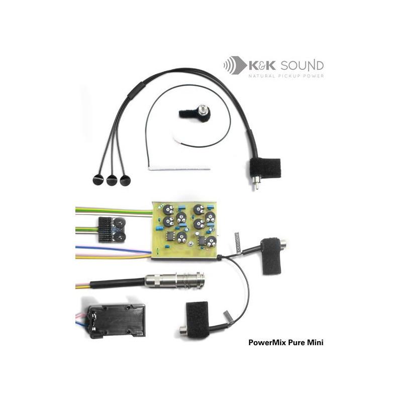 K&K Sound - PowerMix Pure Western Pickup