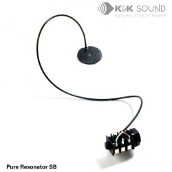K&K Sound - Pure Resonator SB Pickup