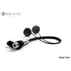 K&K Sound - Banjo Twin Pickup