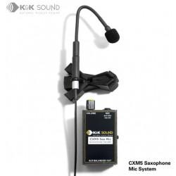 K&K Sound - CXM5 Saxophone Microphone