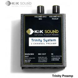 K&K Sound - Trinity Preamp