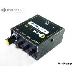 K&K Sound - Pure Preamp