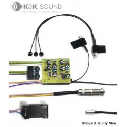 K&K Sound - Trinity Western Onboard Pickup
