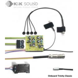 K&K Sound - Trinity Classic Onboard Pickup