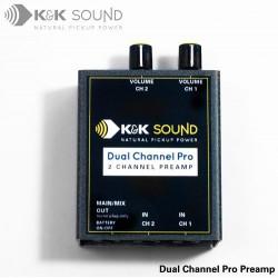 K&K Sound - Dual Channel Pro Preamp