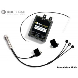 K&K Sound - PowerMix Pure Western XT Pickup