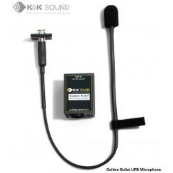 K&K Sound - Golden Bullet URB Mikrofon XLR
