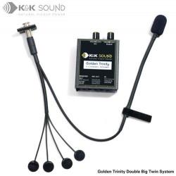 K&K Sound - Golden Trinity Double Big Twin System