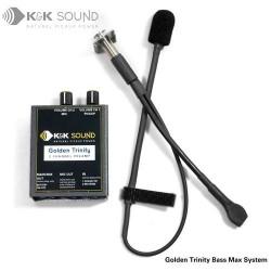 K&K Sound - Golden Trinity Bass Max System