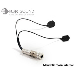K&K Sound - Mandolin Twin Pickup internal