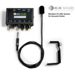 K&K Sound - Meridian Guitar Pro System