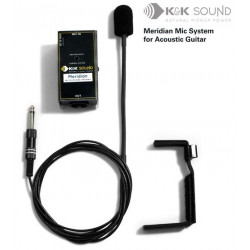 K&K Sound - Meridian Guitar external Microphone