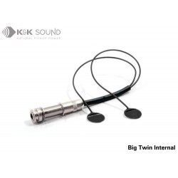 K&K Sound - Big Twin Pickup intern
