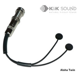 K&K Sound - Twin Spot Pickup internal