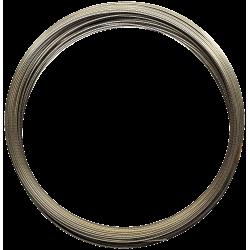 Accu-Fret Set, 18% New Silver, 20 hard-tube, 60.96 cm
