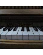 Harp, Piano